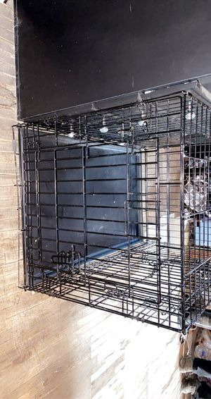 Dog medium cage for Sale in Redlands, CA