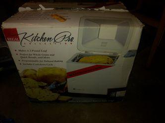 Bread Maker (Brand new) for Sale in Spring Hill,  FL