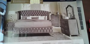 4pc King Bedroom Set for Sale in Antioch, CA