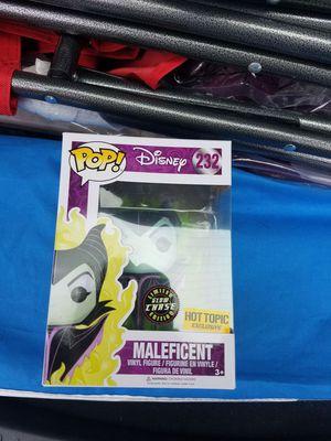 Maleficent funko pop chase for Sale in San Jose, CA