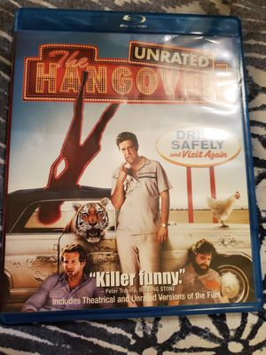 The Hang Over Blu-Ray for Sale in Lakeland, FL