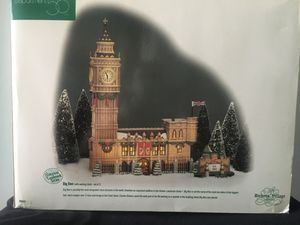 Dept 56 Big Ben Dickens Village NIB for Sale in Poway, CA