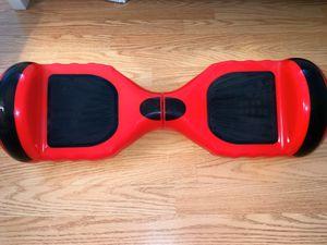 Red Hoverboard- Lights up for Sale in Davie, FL