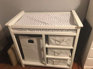 Changing table for Sale in West Newton, PA