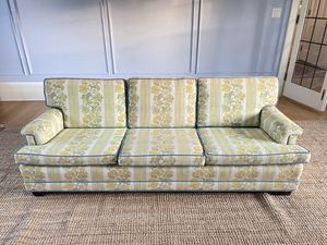 funky floral sofa for Sale in Tacoma, WA