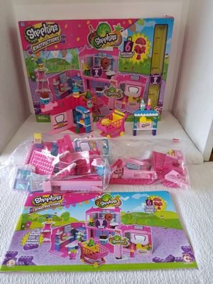 Shopkins Building kit for Sale in Los Angeles, CA