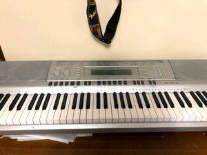 Casio SongBank Keyboard for Sale in Lyndhurst, NJ