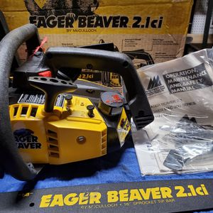 New Eager Beaveer Chain Saw for Sale in Chesapeake, VA