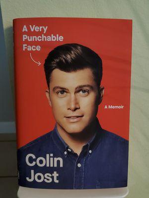 Colin Jost Autobiography 2020 for Sale in Tampa, FL