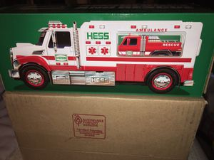 2020 HOLIDAY HESS TRUCK AMBILANCE AND RESCUE—NEW for Sale in Queens, NY