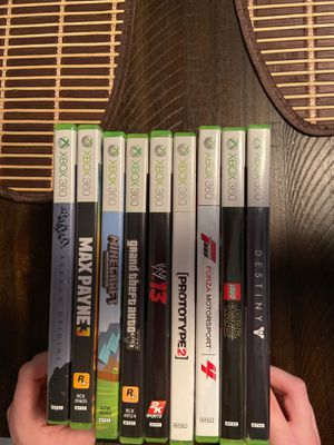 Xbox 360 games for Sale in Deltona, FL