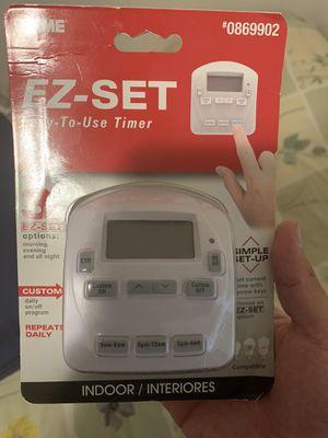 EZ- set Timer for Sale in Bakersfield, CA
