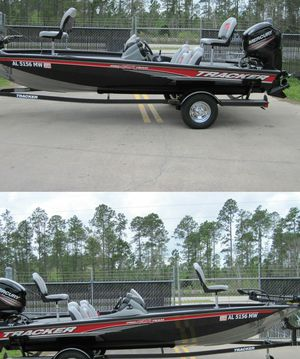 2.016 BAss T-racker Pro Team Tx-190 for Sale in Baltimore, MD