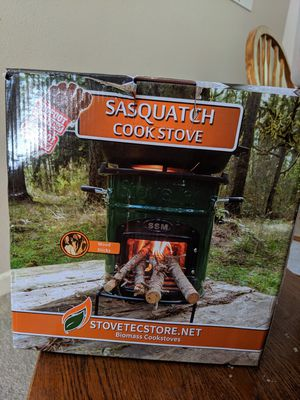 Camp stove amp heater both NIB for Sale in Ocean Shores, WA