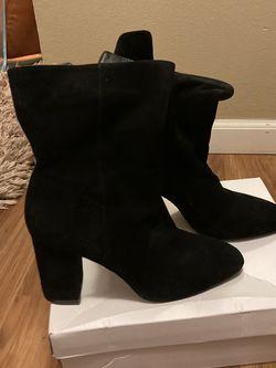 Jessica Simpson Velvet Boots New 7 1/2 for Sale in Hodgkins,  IL