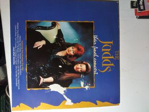 The Judds: Their Final Concert Laserdisc for Sale in Yonkers, NY