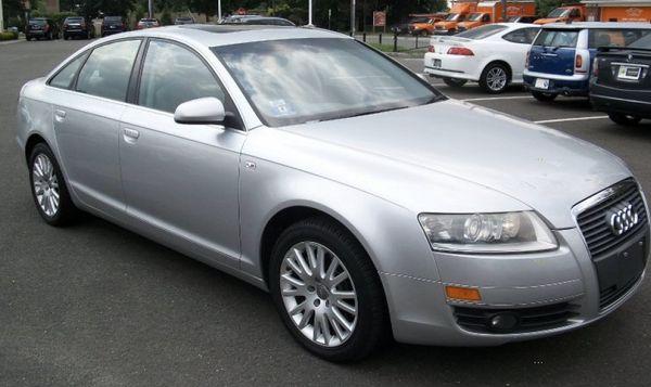 2006 Audi A6 for parts