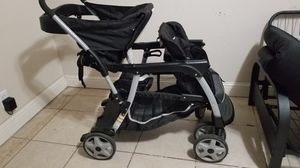 Double stroller. for Sale in Fresno, CA