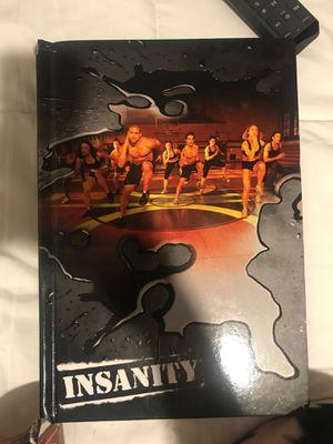 Insanity for Sale in Miami, FL