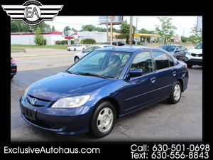 2005 Honda Civic Hybrid for Sale in Roselle, IL