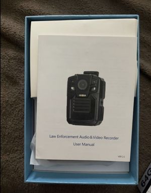 body camera law enforcement Boblov audio and video recorder for Sale in Los Angeles, CA