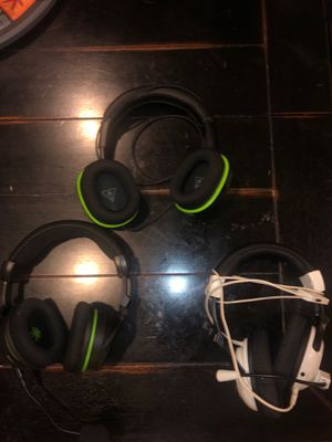 Gaming headsets for Sale in Port Orchard, WA
