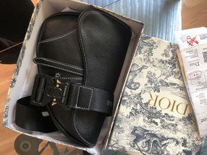Dior saddle bag for Sale in Falls Church, VA