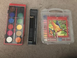 Art supplies for Sale in Clovis, CA