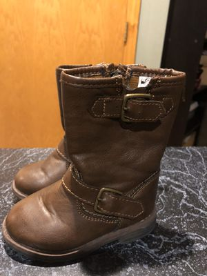 SZ 5 CARTER'S AQION TODDLER RIDING BOOT for Sale in Vancouver, WA