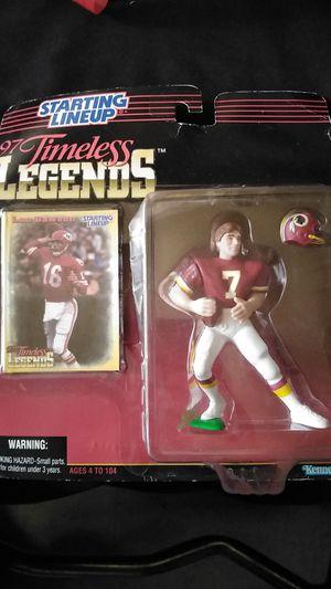 1997 Len Dawson Redskins Action Figure for Sale in Lynwood, CA