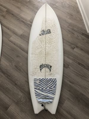 Lost puddle fish surfboard for Sale in Fort Lauderdale, FL