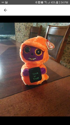 TY Halloween beanie baby NEW for Sale in Waterford, PA