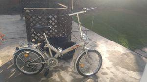 "Folding bike - 5 speed, 20"" wheels, suspension for Sale in Altadena, CA"