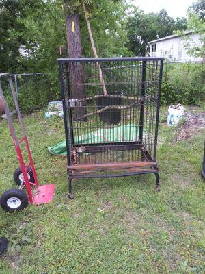 Black bird cage for Sale in Del Valle, TX