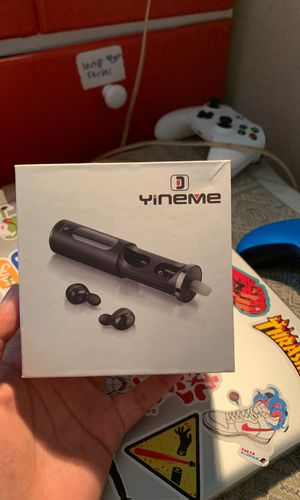 yineme wireless earbuds for Sale in Battle Ground, WA