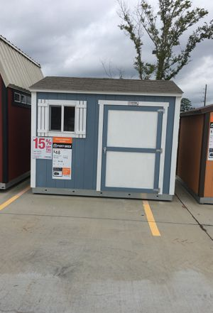 (1832) Tuff Shed Display TR700 8x10 was $3,032 Now $2,577 for Sale in Houston, TX