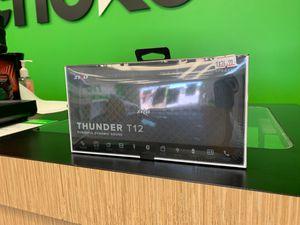 ZIZO thunder T12 Bluetooth speaker for Sale in Abilene, TX