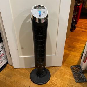 Honeywell QuietSet Whole Room Tower Fan - Black, HY-280 for Sale in Queens, NY