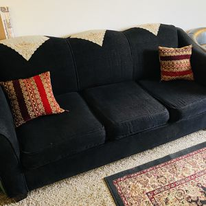Sofa | Couch Set.. Recliner.. Sofa Table for Sale in Sterling Heights, MI