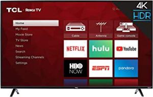 "TCL 75"" CLASS 4-SERIES 4K UHD HDR ROKU SMART TV - 75S423 for Sale in Bloomington, CA"