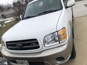 2001 Toyota Sequoia for Sale in Silver Spring, MD