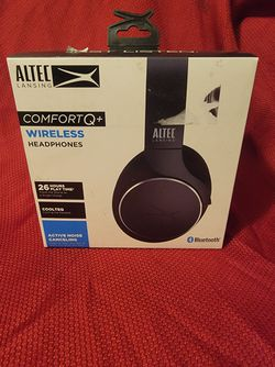 ALTEC LANSING BLUETOOTH HEADPHONES WIRELESS NEW for Sale in Georgetown,  IN