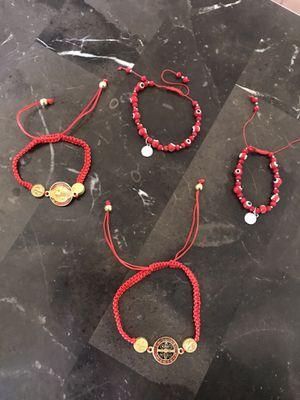 Red Bracelet for Sale in San Diego, CA