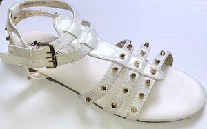 New! Michael Kors Big Girl Studded Sandal Sz4 for Sale in Auburn, WA