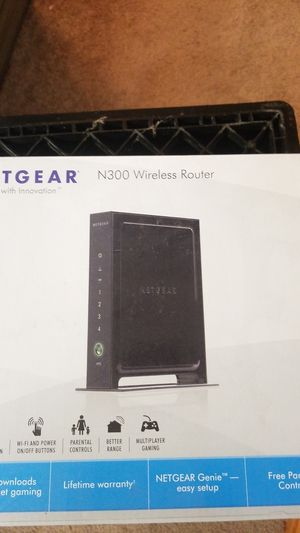 Netgear n300 for Sale in Spring Hill, FL