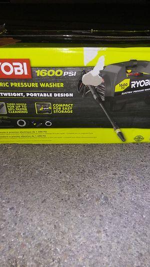 Ryboi pressure washer 1600psi for Sale in North Las Vegas, NV