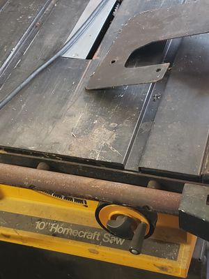 Homecraft table saw for Sale in Portland, OR