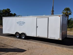 "Enclosed trailer 8'.5"" x 26' for Sale in Mesa, AZ"