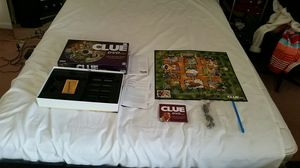 Clue DVD, board game for Sale in Dulles, VA