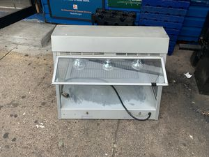 Food Warmer with Heat Bulbs for Sale in Hamilton Township, NJ